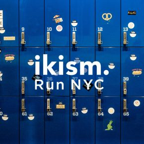 ikism. Run NYC / Day2-2 / NYRRランセンター feat. NB RUN HUB