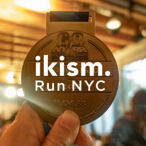 ikism. Run NYC / Day5 / Marathon Monday